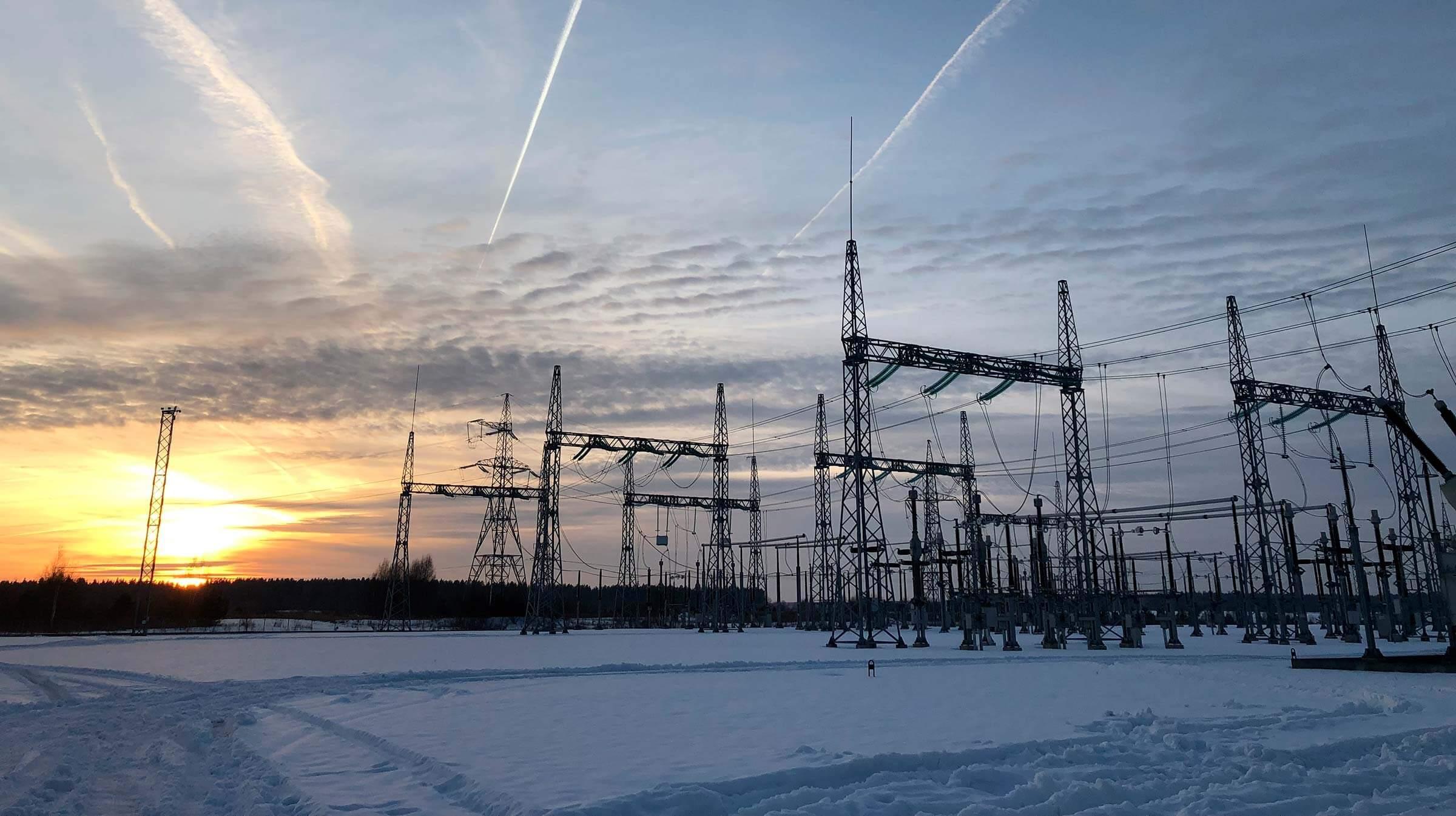 Elektros energijos tinklo paslaugos